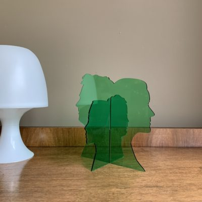 homedecoration, silhouet, family