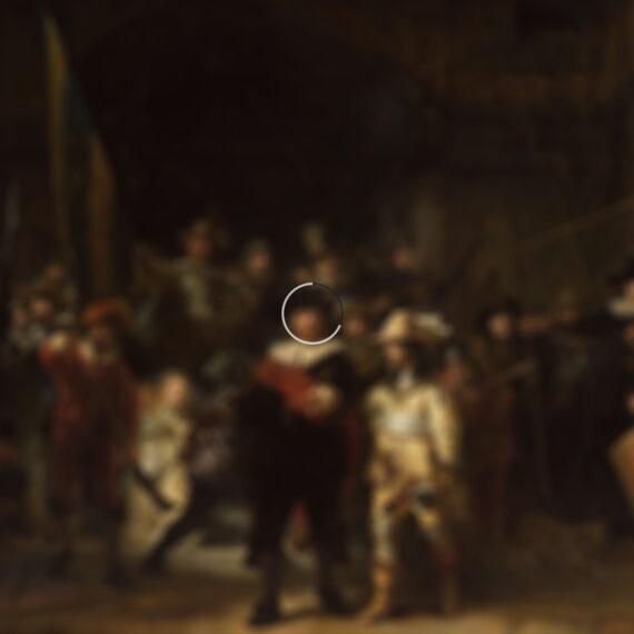 wait for it De nachtwacht Rembrandt van Rijn